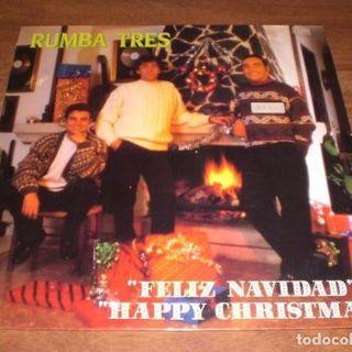 RUMBA TRES - FELIZ NAVIDAD HAPPY CHRISTMAS