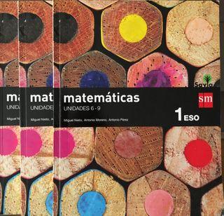 Libro Texto 1 ESO Matemáticas