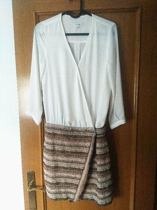 Vestido cruzado (T-S/36)