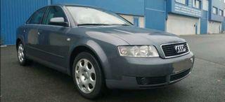 Llantas Audi con neumáticos