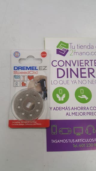 DISCO DE VIDIA DREMEL SC545