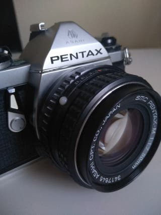 Pentax Asahi ME