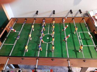 futbolin 5 en 1