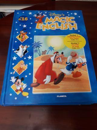 Colección Magic English Disney