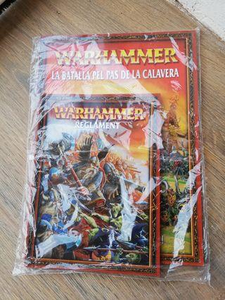 warhammer batalla del paso calavera