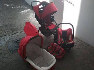 Carro Trio de bebé Britax