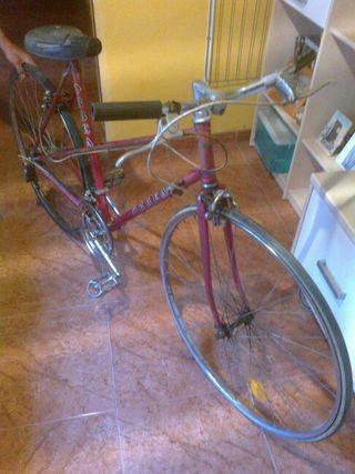 bicicleta Orbea en muy buen estado