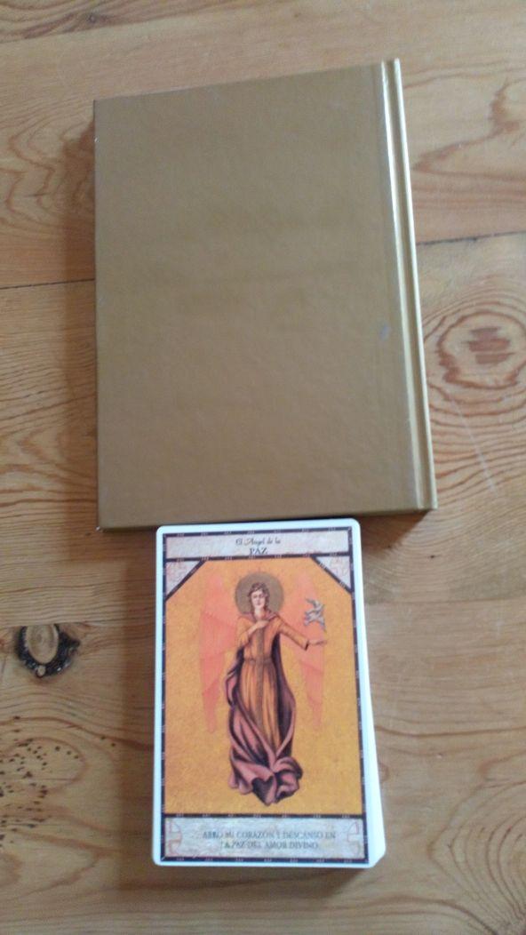 cartas libro cartes llibre Oráculo de los Angeles