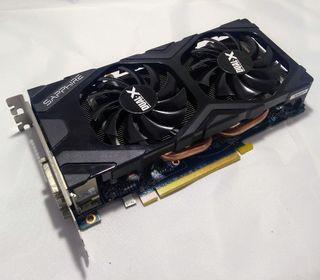 AMD HD7850 2Gb Tarjeta Gráfica Gaming Gamer hdmi