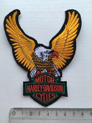 Parche harley para ropa motos