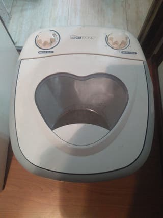 lavadora camping