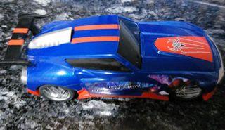 coche Spiderman
