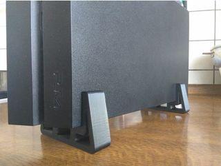 Soportes PS4 playstation 4 pro - fat refrigeracion