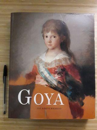 Goya - 250 aniversario. Muy grueso