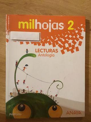 Lecturas 2. Milhojas ISBN: 978-84-678-7510-2