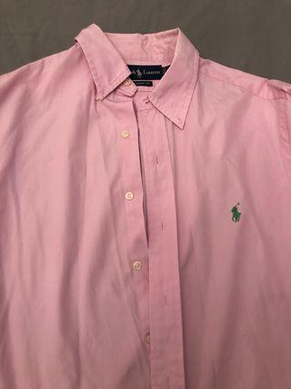 Camisa Ralph Lauren talla M caballero