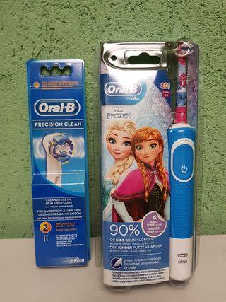 Oral B kids cepillo dental eléctrico