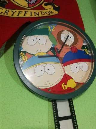 South Park Reloj de pared 8€