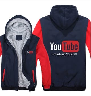 Sudadera Youtube