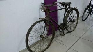 Bicicleta antigua años 50