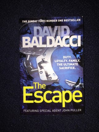 David Baldacci 'The escape'