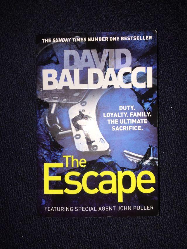 David Baldacci 'The escape'