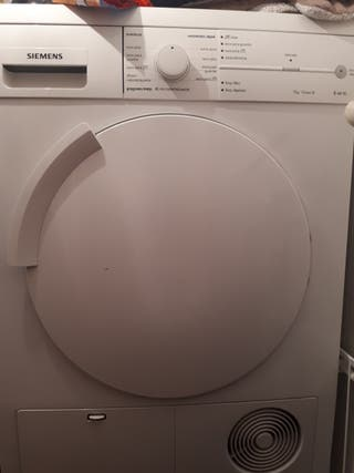 secadora siemens E 44.10 7kg.