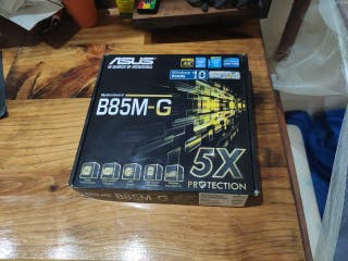 Asus B85M-G PLUS B85 Socket LGA 1150 i7 i5 i3 DDR3