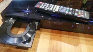 Reproductor Blue Ray con TDT y grabador 250Gb