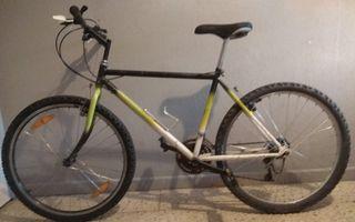 Bicicleta de montaña ciudad con 21 velocidades