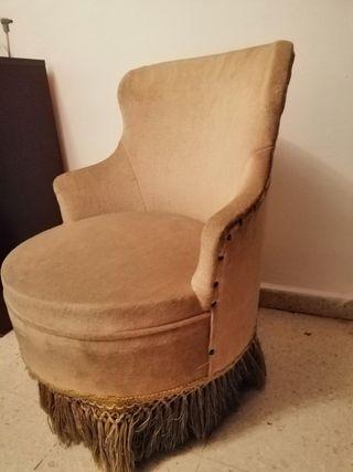sillón pequeño