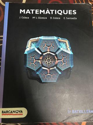 Libro de matemáticas ciencias y tecnología