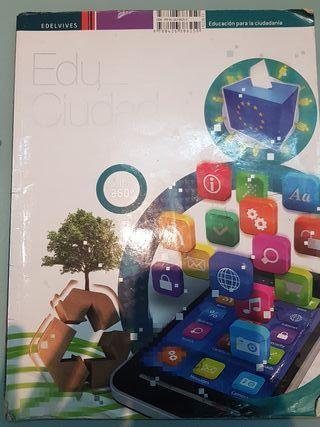 Libro Educacion para la ciudadania