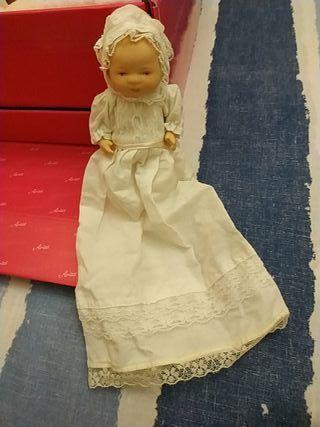 muñeca 1933 niña bautizo