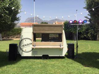 Foodtruck caravana