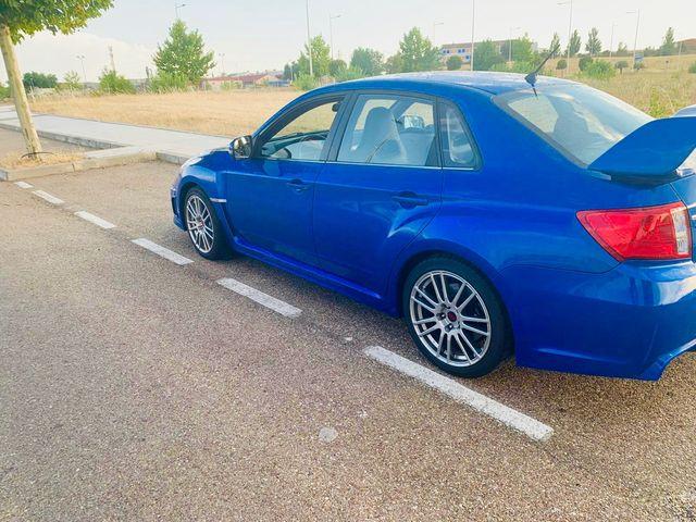 Subaru Impreza Sti 2013