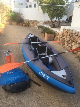 Kayak Itiwit 2 plazas