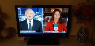 televisor LG 37 pulgadas 3D.negociable