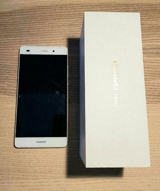 Huawei P8 Lite blanco