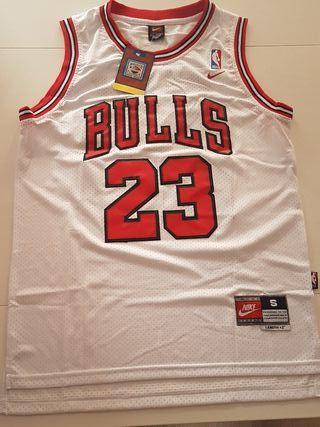 Camiseta NBA Bulls Jordan Nueva