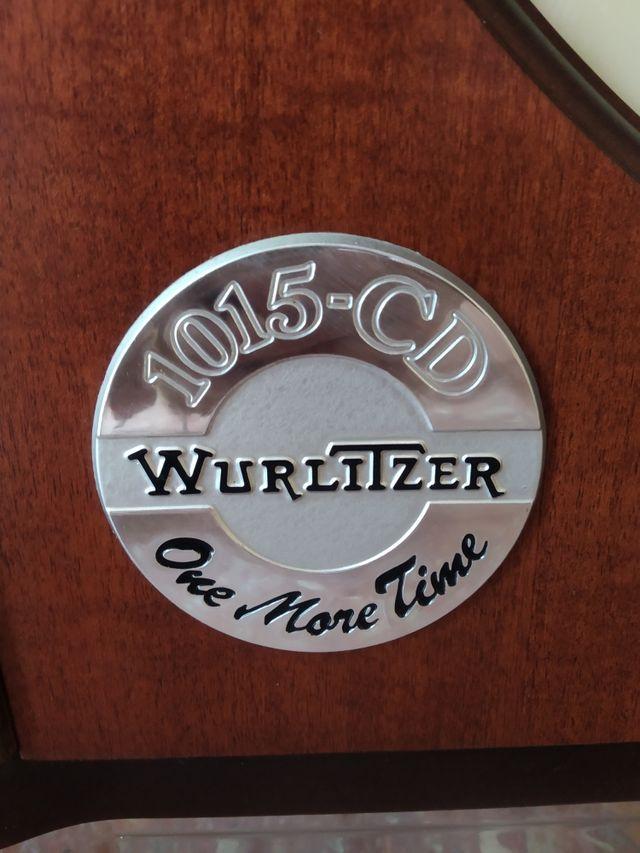 Gramola Jukebox Wurlitzer 1015 OMT