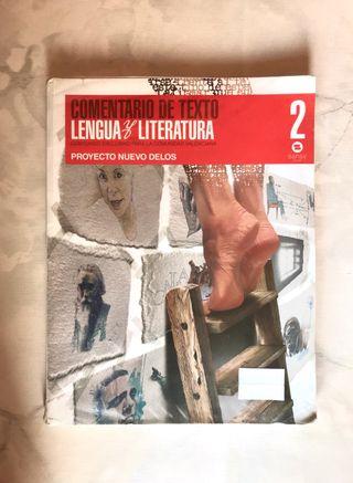 Libro LENGUA Y LITERATURA 2