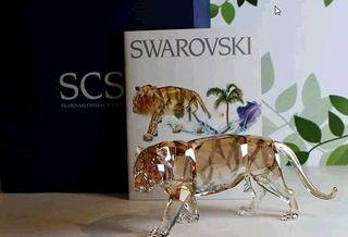 FIGURA CRISTAL SWAROVSKI TIGRE