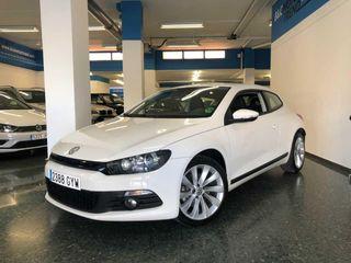 Volkswagen Scirocco 1.4TSI 160cv **NACIONAL + Libro Revisiones**