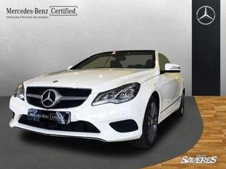 MERCEDES-BENZ Clase E Cabrio E 220 CDI BlueEfficiency Cabrio