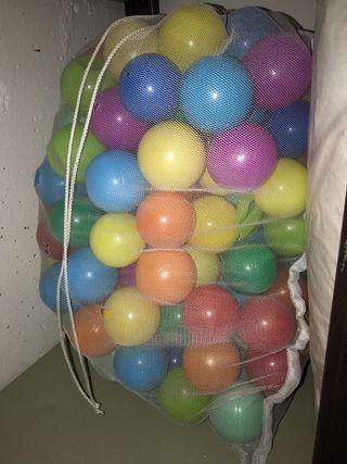 Bolas de plástico para parque infantil