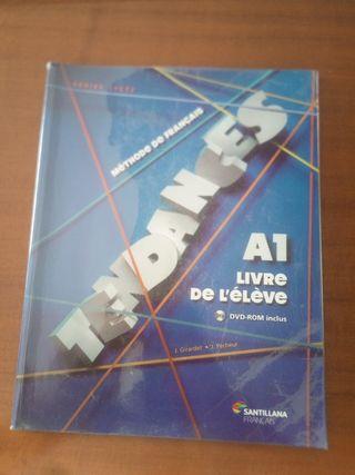 Libro Francés A1. 1Bachillerato