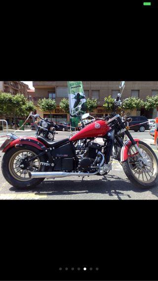 Moto Custom Leonart Daytona 350 i