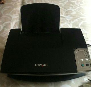 IMPRESORA ESCANER LEXMARK X1290
