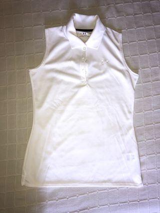 Camiseta deportiva under armour seminueva s/m